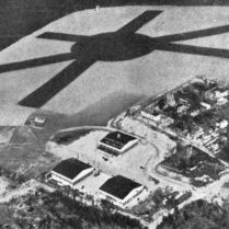 Glenn Curtiss Airport in 1929
