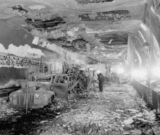 Truck Cargo Box >> Throwback Thursday: The Holland Tunnel Fire of 1949