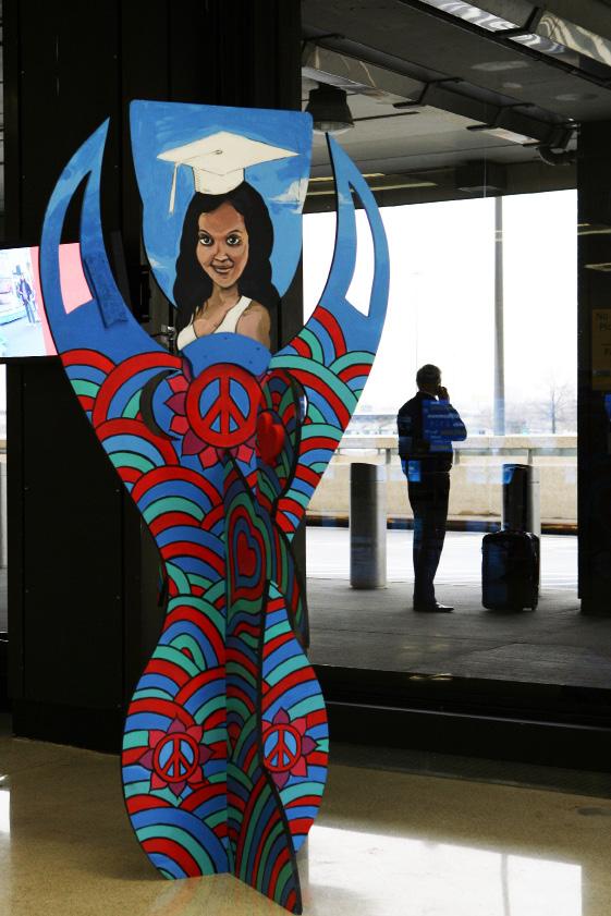 Animodules at Newark Liberty International:  Public Art by the Public (5/5)