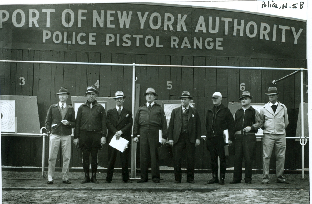 The First Port Authority Police:  A Few Husky Men! (4/6)