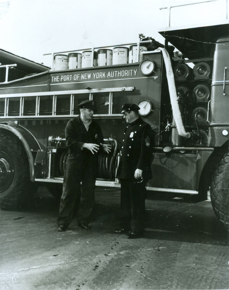 The First Port Authority Police:  A Few Husky Men! (5/6)