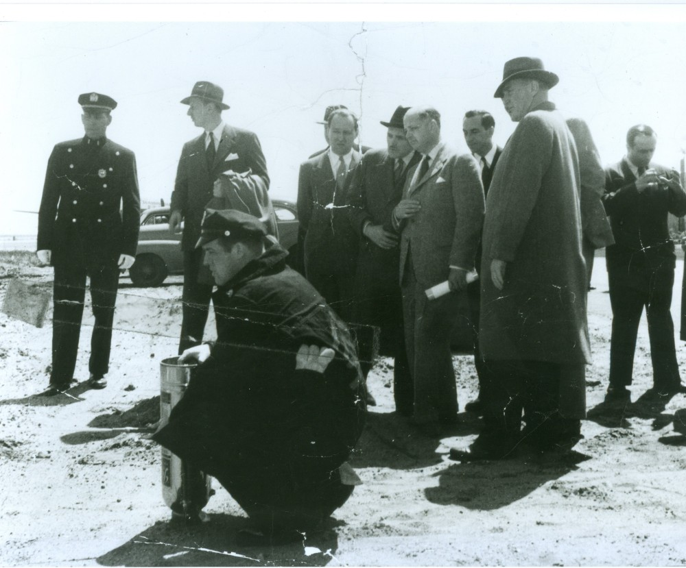 The First Port Authority Police:  A Few Husky Men! (6/6)