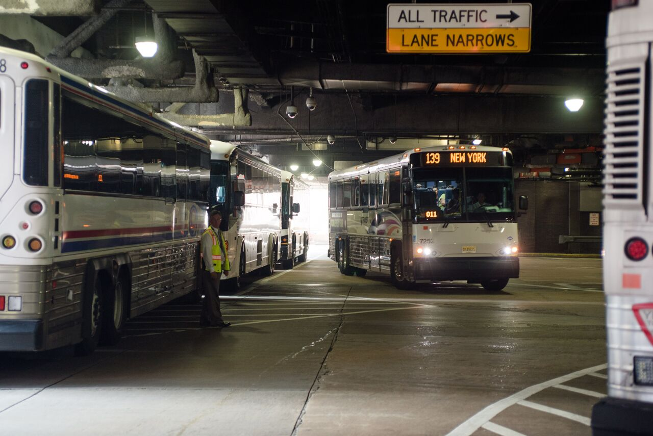 Ny Port Authority >> Gate changes are coming Sept. 8 to the Port Authority Bus Terminal. Are You Ready?