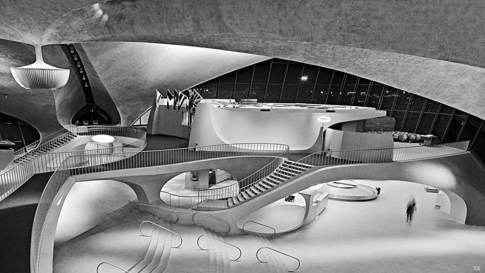 One Last Look at the TWA Flight Center (3/6)