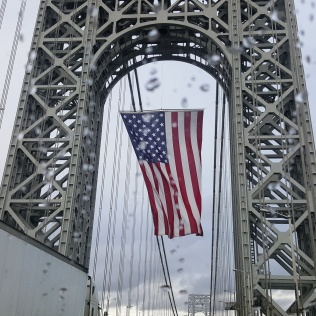 GWB Car View Veterans Day
