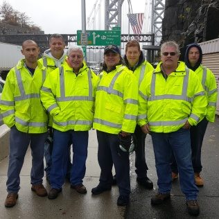 GWB Electricians Veterans Day
