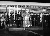 POPE PAUL VI VISIT IN 1965