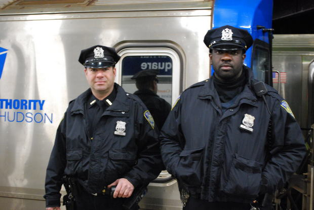 A Few Good Women and Men:  Port Authority Police Heroes of 2015 (1/3)