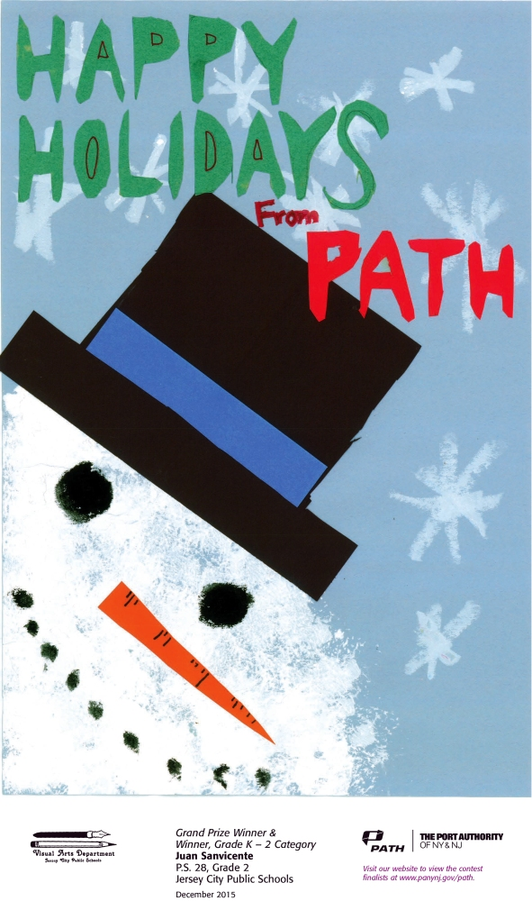 Happy Holidays from PATH (1/6)