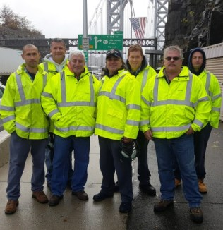 GWB Electrical Crew