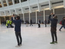 WTC Trans Hub visitors were amazed