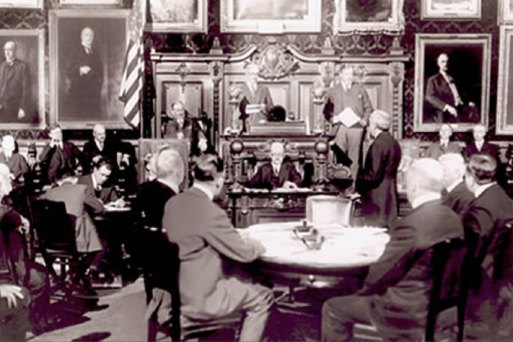 1921 Signing of the Compact