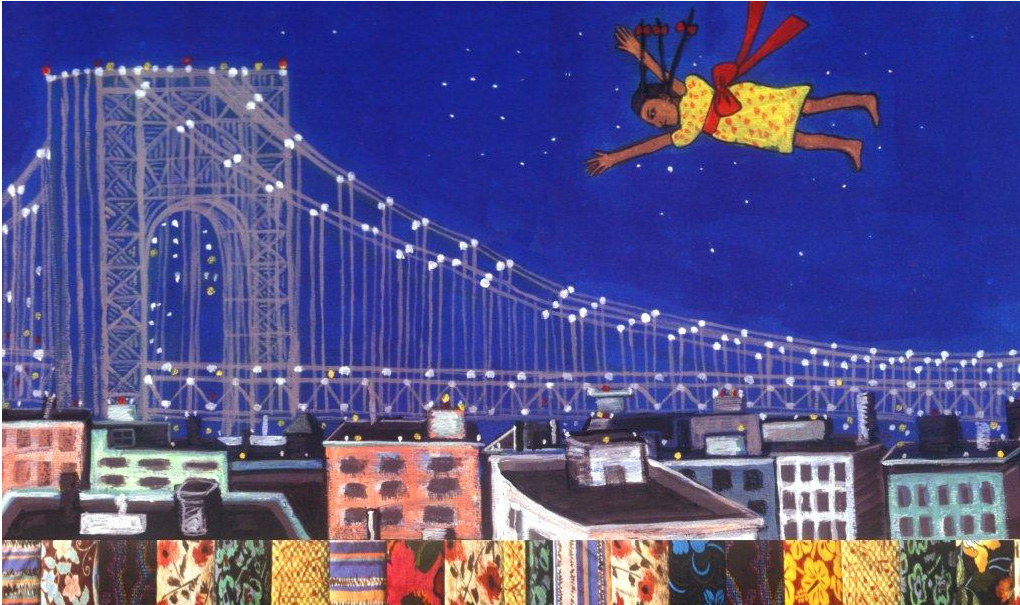 The George Washington Bridge and Artist Faith Ringgold's ...