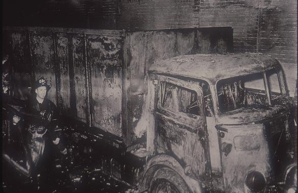 PORT AUTHORITY THROWBACK THURSDAY: 1949 HOLLAND TUNNEL FIRE |