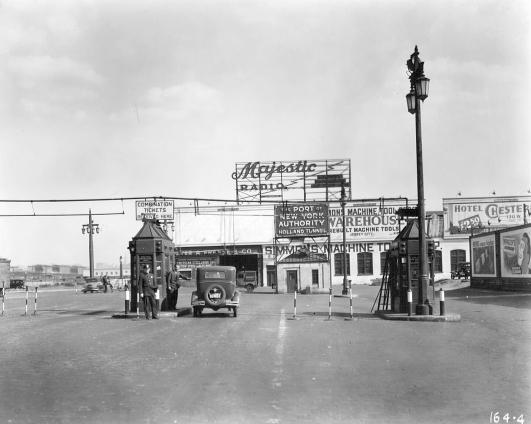 HT 1935 NJ to NY