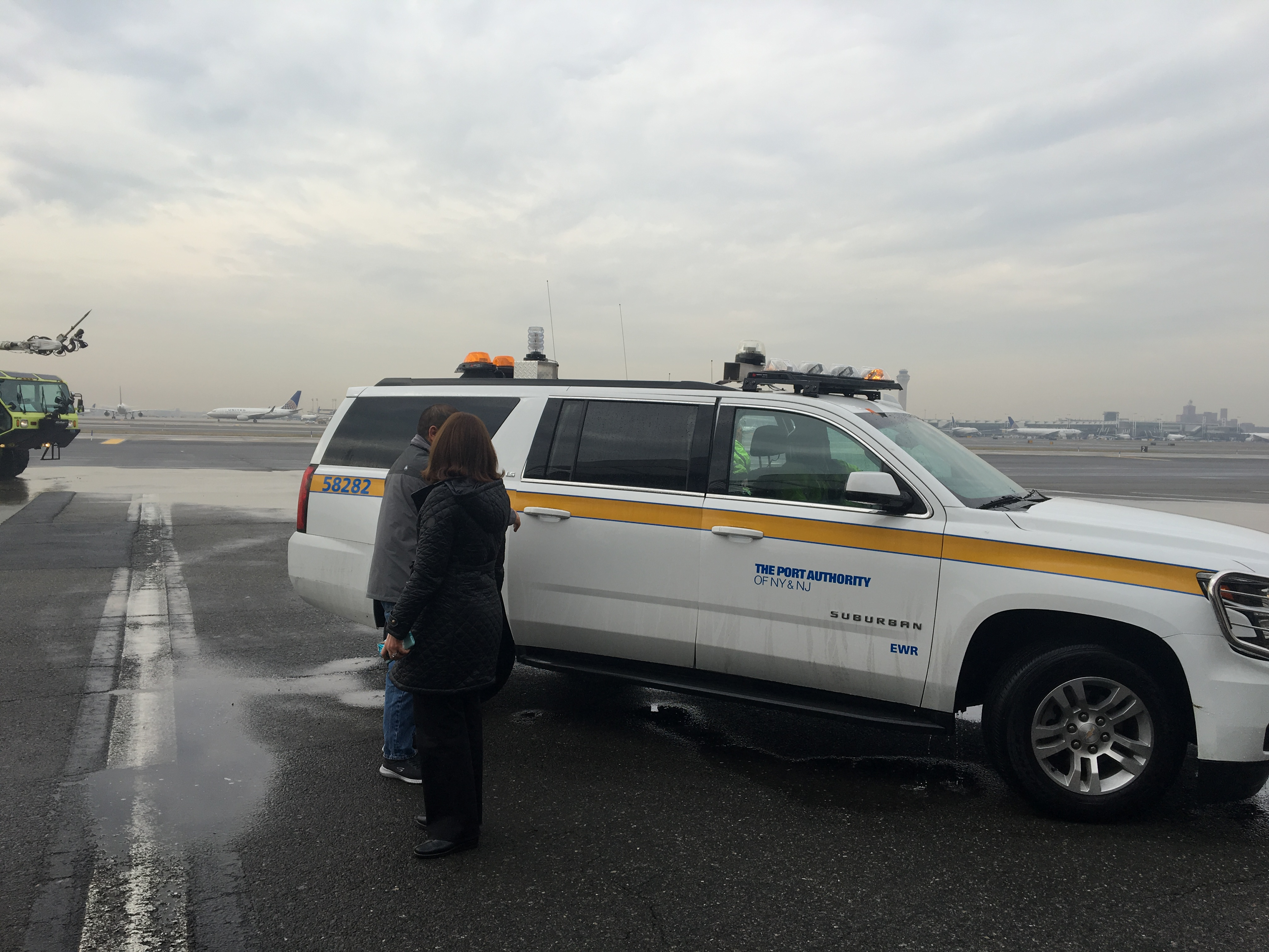 After Years in Flight Newark Liberty GM Opts for a Ground Stop