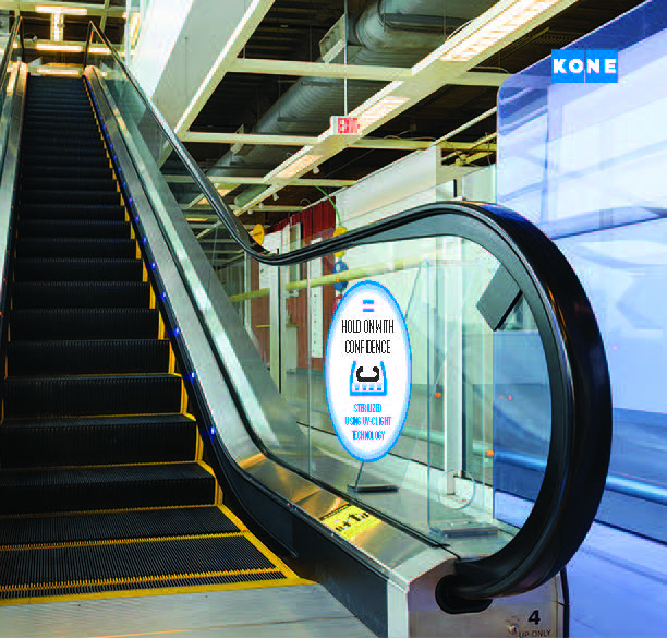 KONE Escalator Handrail Sterilizer Info Sheet_Page_1